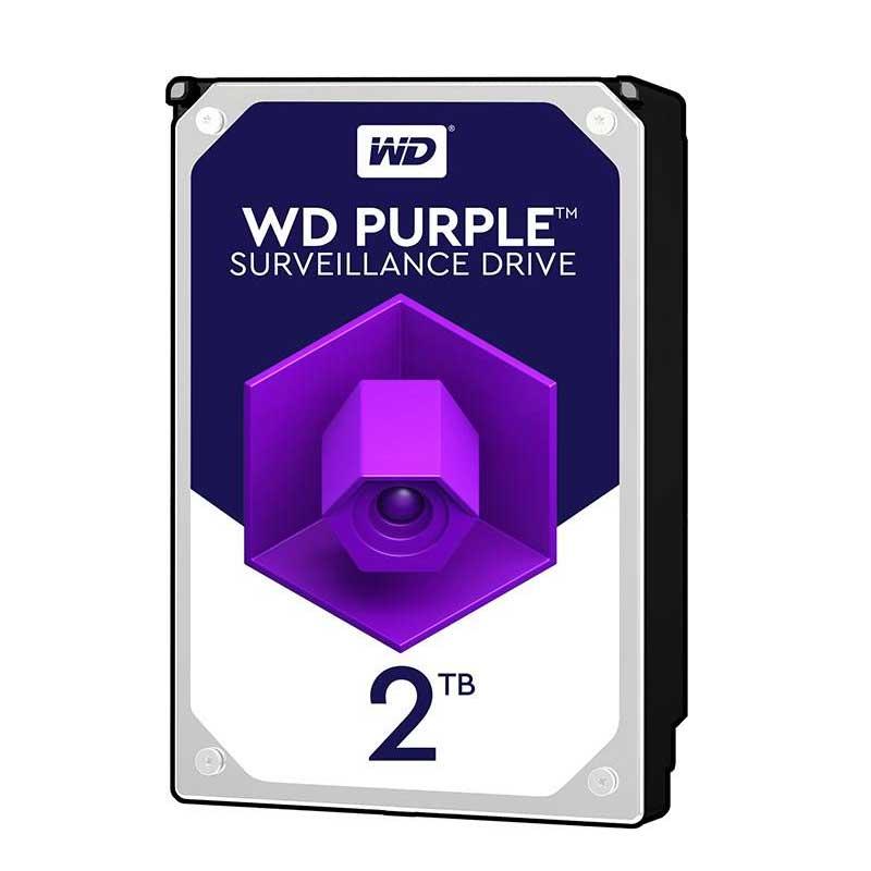 هارد دیسک وسترن دیجیتال 1 ترابایت بنفش