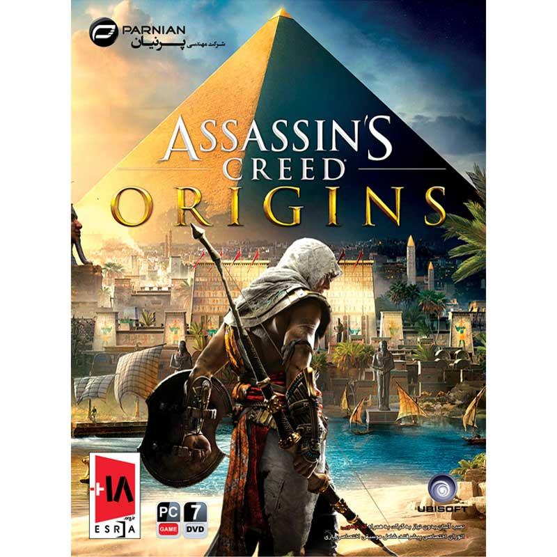Assassin's Creed Origins PC 7DVD