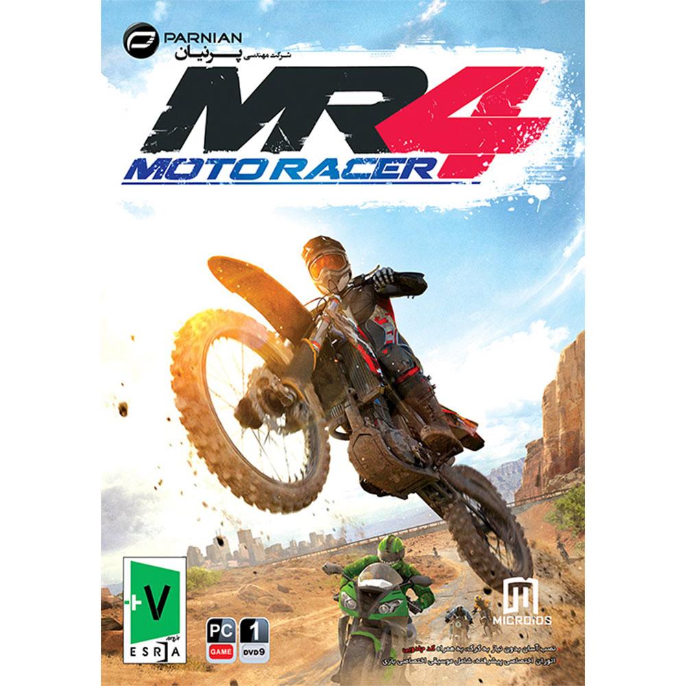 MR4 Motor Racer PC 1DVD9