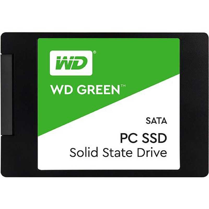هارد Western Digital GREEN WDS480G2G0A 480GB SSD گارانتی ایران رهجو