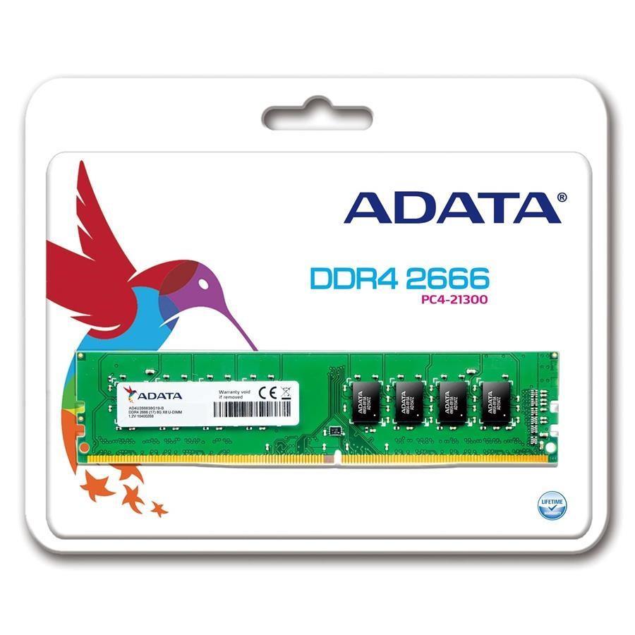 رم Adata – 4GB  – pc4-2666