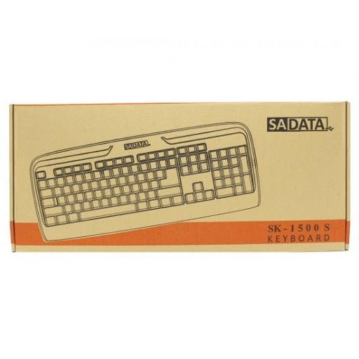 صفحه کلید سادیتا مدل sk1500s