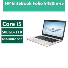 لپ تاپ استوک HP EliteBook Folio 9480m – i5