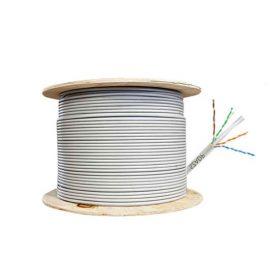 کابل شبکه CAT6 UTP CCA رویال 305 متر