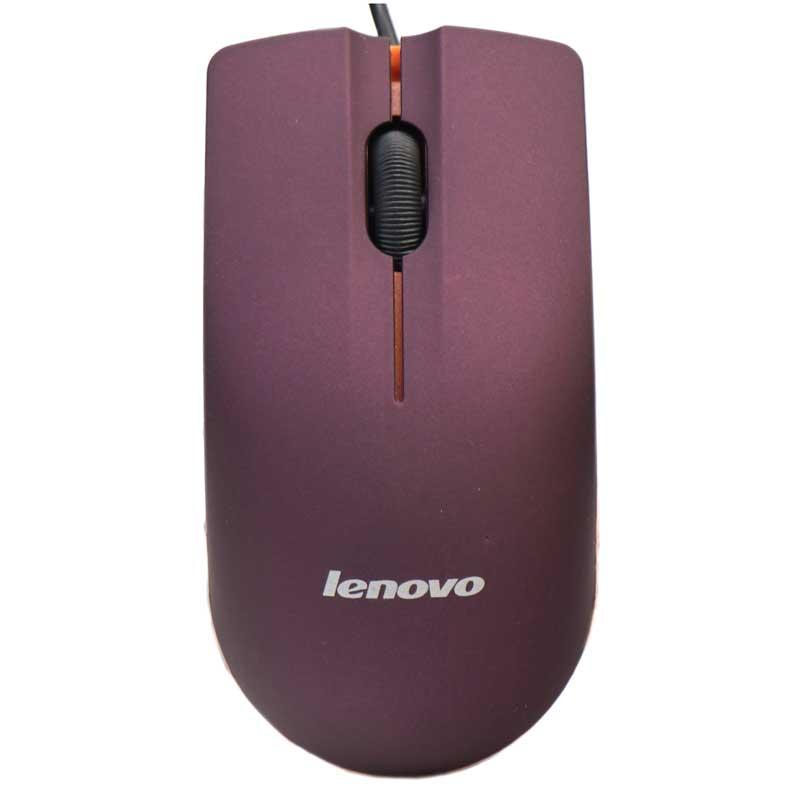 موس Lenovo M20 جعبه خاکی