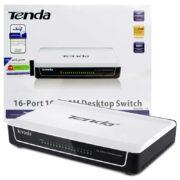 سوییچ ۱۶ پورت Tenda S16 16Port Desktop Switch