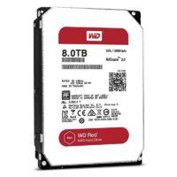 هارد اینترنال وسترن دیجیتال Western Digital Red 8TB WD80EFRX